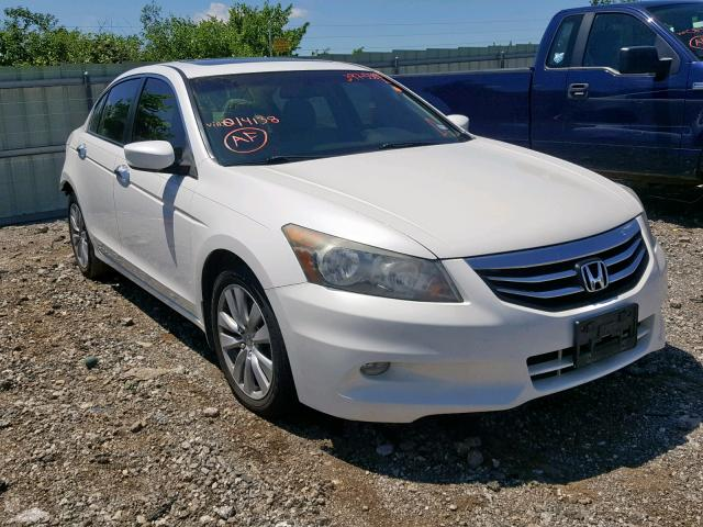 click here to view 2012 HONDA ACCORD EXL at IBIDSAFELY