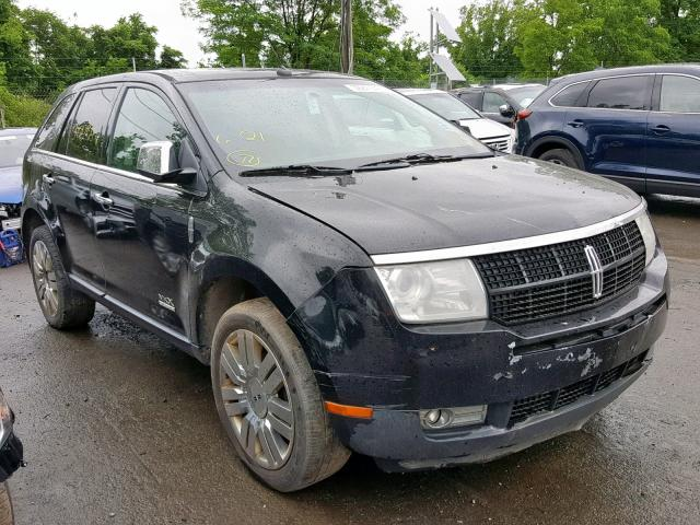 click here to view 2009 LINCOLN MKX at IBIDSAFELY