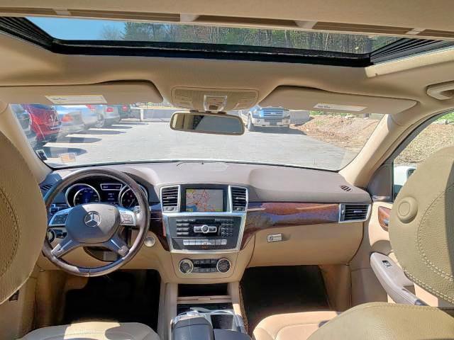 4JGDA2EB8CA069064 - 2012 Mercedes-Benz Ml 350 Blu 3.0L