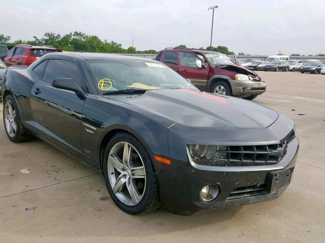 2012 Chevrolet Camaro Lt 3 6l 6 In Tx Dallas South