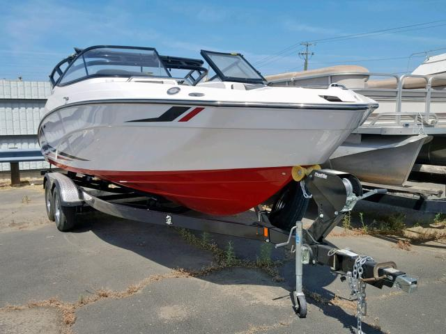 Yamaha salvage cars for sale: 2017 Yamaha Marine Trailer