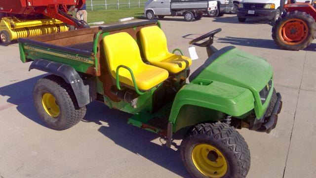 click here to view 2005 JOHN DEERE GATOR TX at IBIDSAFELY