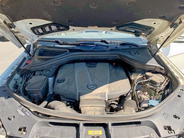 4JGDA2EB8CA069064 - 2012 Mercedes-Benz Ml 350 Blu 3.0L front view
