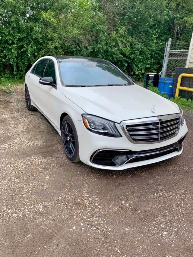 click here to view 2018 MERCEDES-BENZ S 63 AMG 4 at IBIDSAFELY