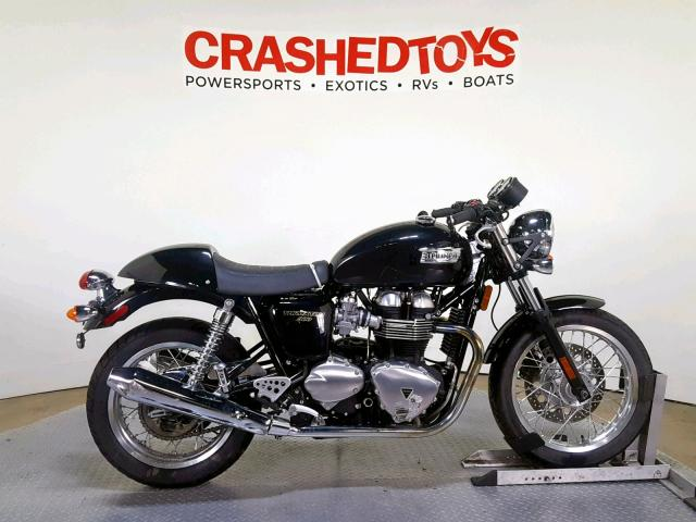 click here to view 2016 TRIUMPH MOTORCYCLE THRUXTON at IBIDSAFELY
