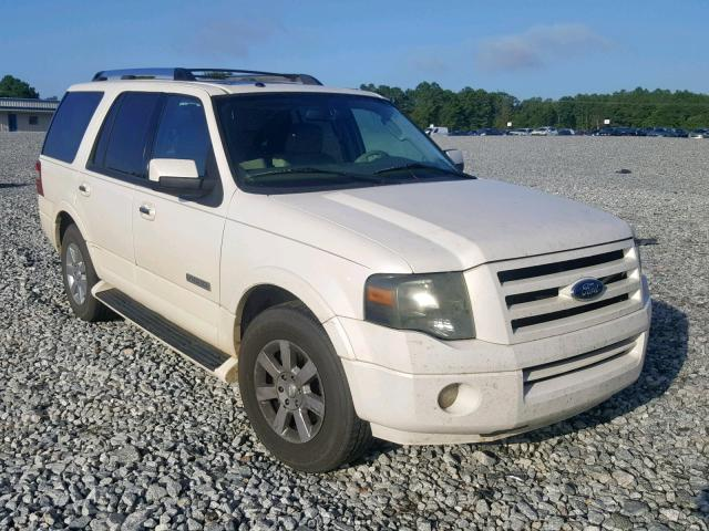 Salvage 2008 Ford EXPEDITION for sale