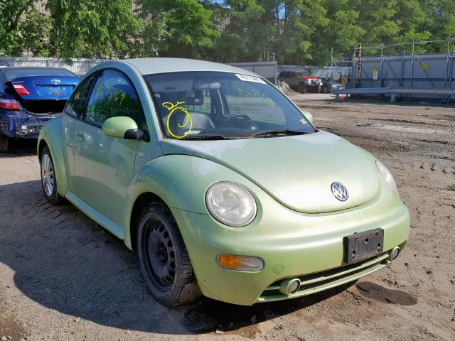 salvage or insurance auction, VOLKSWAGEN, BEETLE, Future