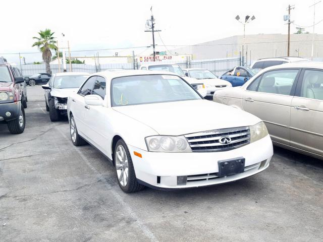 click here to view 2003 INFINITI M45 at IBIDSAFELY