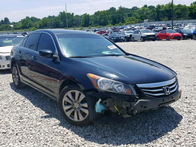 Salvage 2012 Honda ACCORD EX for sale