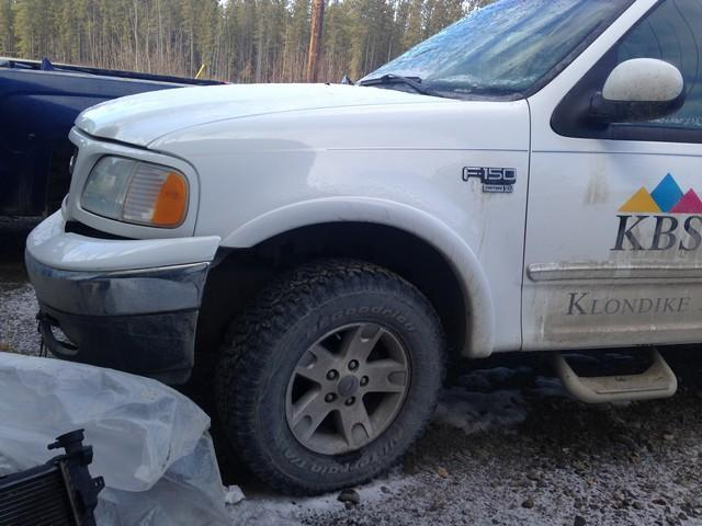Ford F150 Super salvage cars for sale: 2003 Ford F150 Super