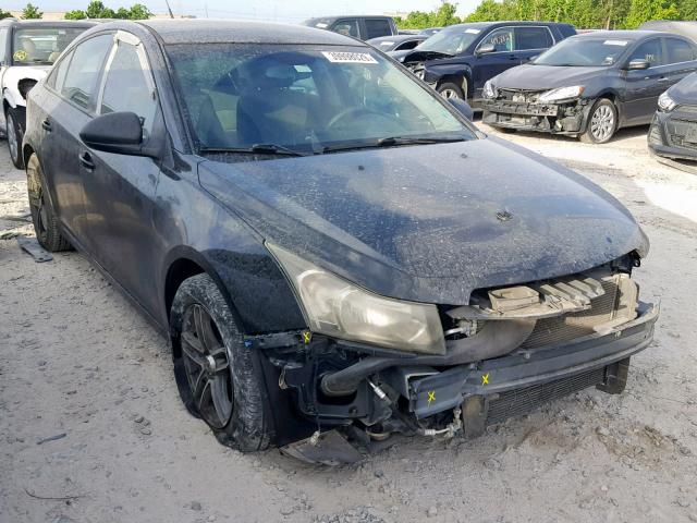 Salvage 2013 Chevrolet CRUZE LS for sale