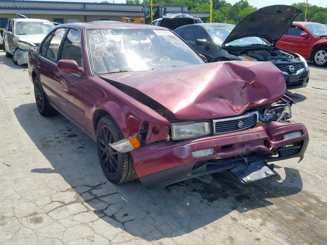 Salvage 1994 Nissan MAXIMA GXE for sale