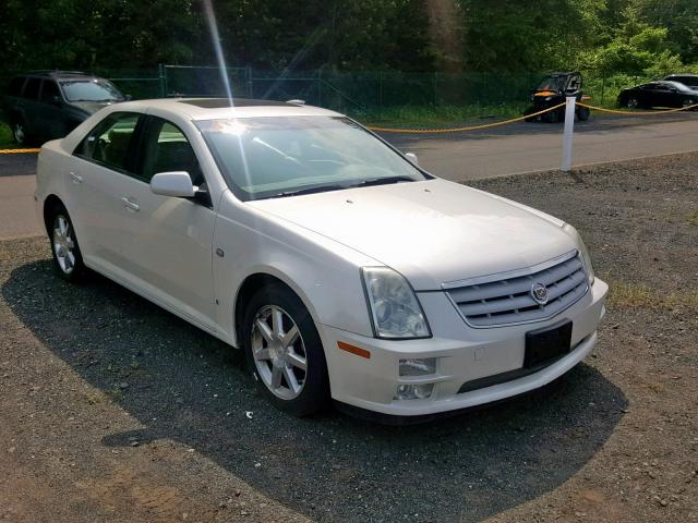 click here to view 2007 CADILLAC STS at IBIDSAFELY