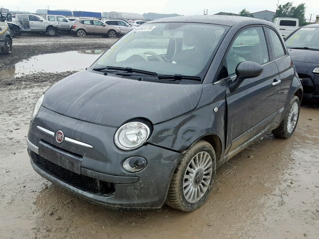 FIAT 500 LOUNGE - 2012 rok