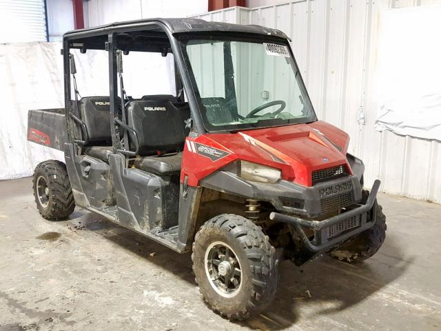 click here to view 2015 POLARIS RANGER CRE at IBIDSAFELY