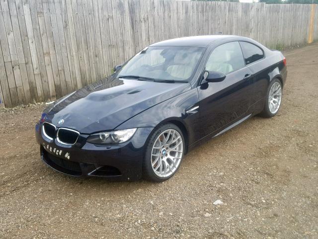 BMW M3 SEMI AU - 2011 rok