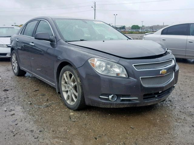 Salvage 2010 Chevrolet MALIBU LTZ for sale