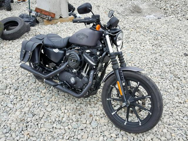 click here to view 2016 HARLEY-DAVIDSON XL883 IRON at IBIDSAFELY