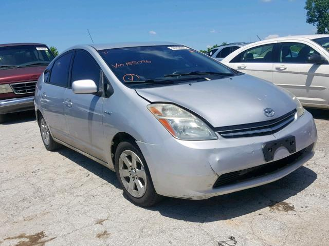 Toyota Dealers In Kansas >> Dealer Only Clean Title 2006 Toyota Prius Hatchbac 1 5l 4