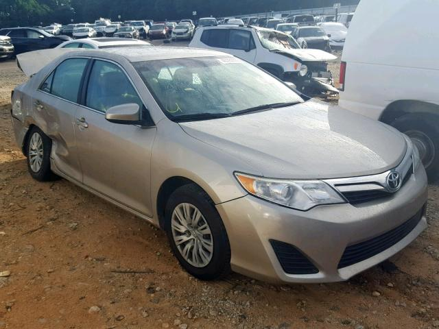 Salvage 2014 Toyota CAMRY L for sale