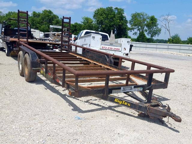 Big Tex salvage cars for sale: 2009 Big Tex Trailer