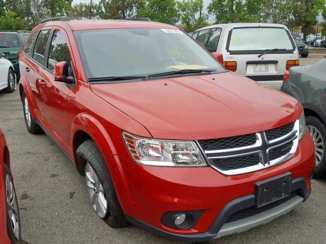 click here to view 2017 DODGE JOURNEY SX at IBIDSAFELY