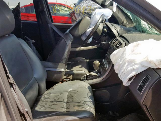 2006 Pontiac Torrent 3 4l 6 For Sale In Indianapolis In Lot 38988359