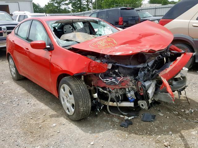 2016 DODGE DART SE Photos   MS - JACKSON - Salvage Car