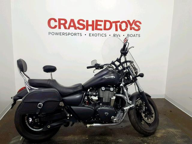 click here to view 2013 TRIUMPH MOTORCYCLE THUNDERBIR at IBIDSAFELY