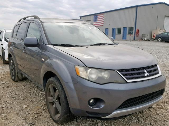 2007 Mitsubishi Outlander 3 0L 6 for Sale in Louisville KY - Lot: 39970799
