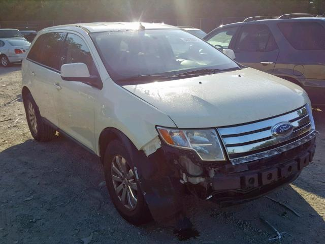 Salvage 2008 Ford EDGE SEL for sale