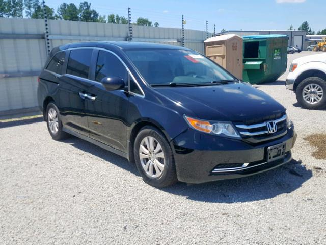 click here to view 2015 HONDA ODYSSEY EX at IBIDSAFELY