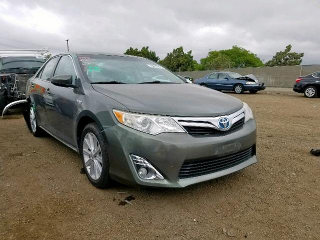 click here to view 2013 TOYOTA CAMRY HYBR at IBIDSAFELY