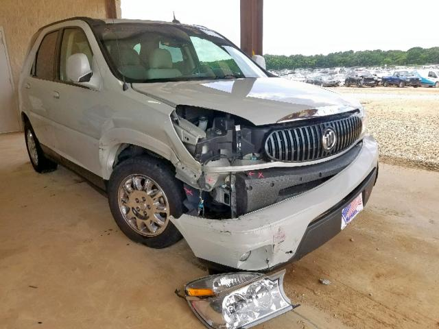 click here to view 2007 BUICK RENDEZVOUS at IBIDSAFELY