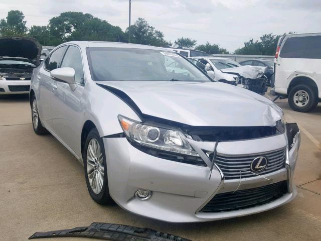 2014 LEXUS ES 350 Photos | TX - DALLAS SOUTH - Salvage Car Auction