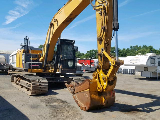 click here to view 2012 CATERPILLAR 320E at IBIDSAFELY
