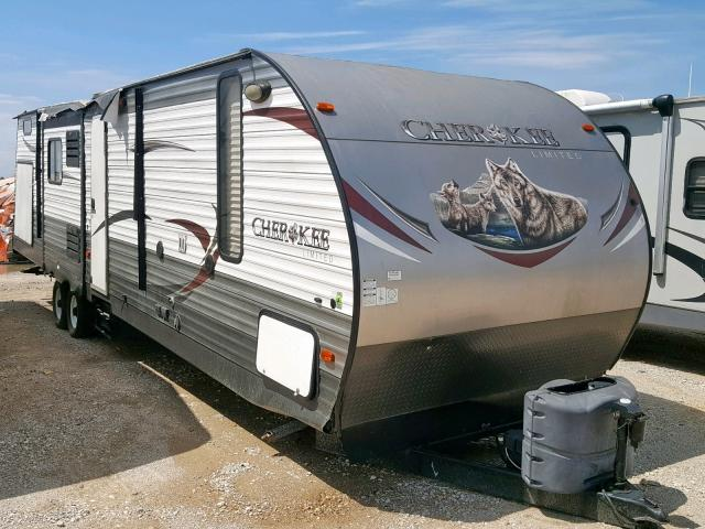 click here to view 2015 WILDWOOD CHEROKEE at IBIDSAFELY