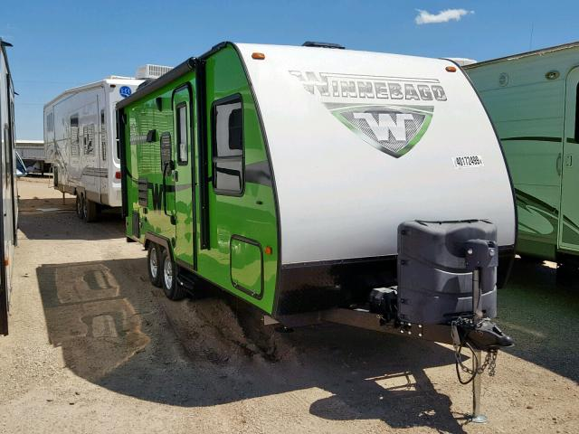 salvage or insurance auction, WINNEBAGO, Future sales - auction lots