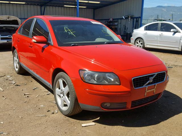 Salvage 2006 Volvo S40 T5 for sale