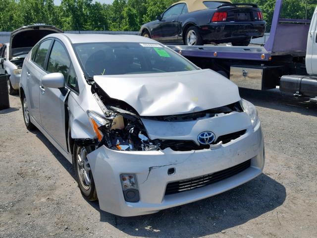 2010 TOYOTA PRIUS Photos | PA - YORK HAVEN - Salvage Car