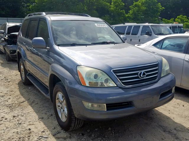click here to view 2006 LEXUS GX 470 at IBIDSAFELY