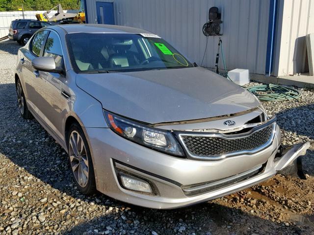 2014 KIA OPTIMA SX Photos | GA - ATLANTA SOUTH - Salvage Car Auction
