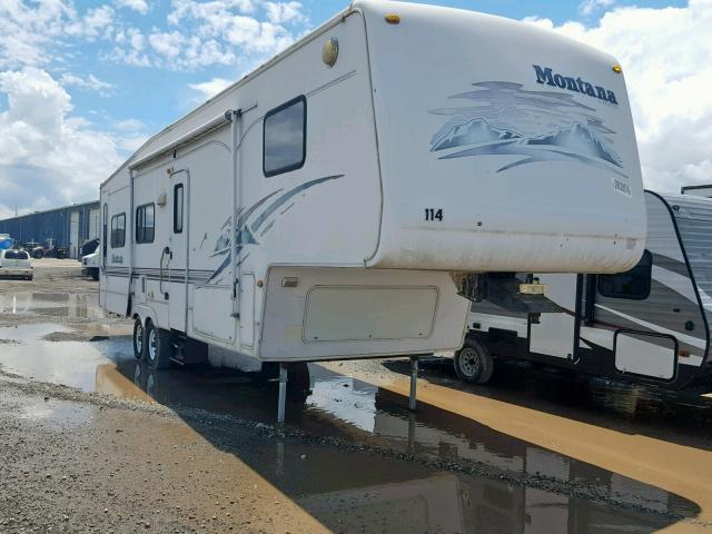 click here to view 2001 KEYSTONE MONTANA at IBIDSAFELY