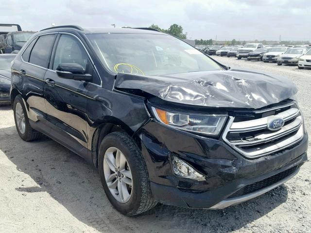 click here to view 2017 FORD EDGE SEL at IBIDSAFELY