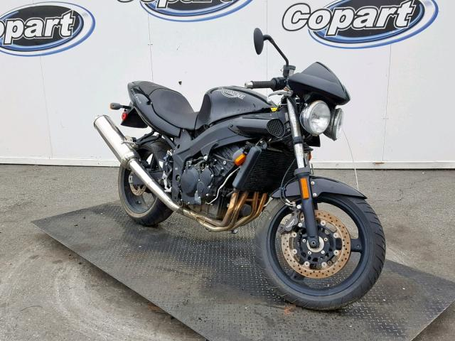 click here to view 2006 TRIUMPH MOTORCYCLE SPEED 4 at IBIDSAFELY