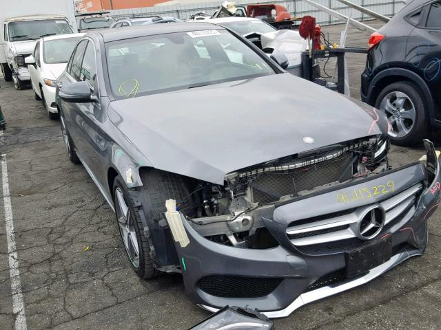 click here to view 2017 MERCEDES-BENZ C 300 4MAT at IBIDSAFELY