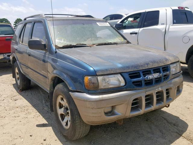 click here to view 2001 ISUZU RODEO S at IBIDSAFELY