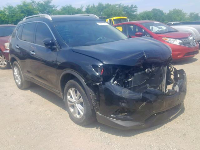 Salvage 2016 Nissan ROGUE S for sale