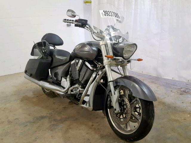 click here to view 2011 VICTORY MOTORCYCLES CROSS ROAD at IBIDSAFELY