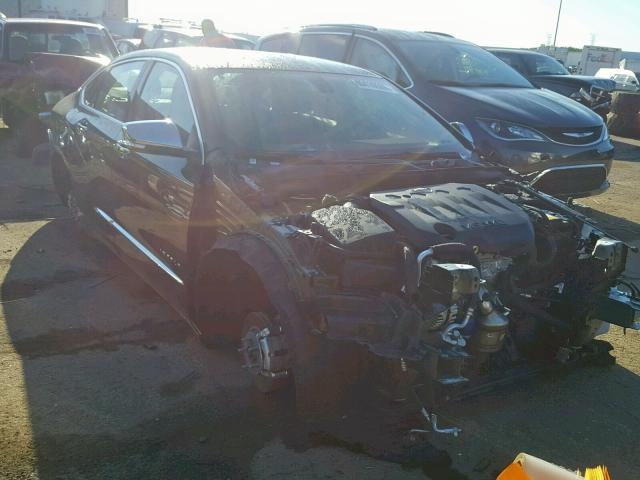 click here to view 2019 CHEVROLET IMPALA PRE at IBIDSAFELY